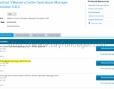 How to update vCenter Operations Manager