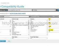 ESXi – HBA Driver ve Firmware Versiyonu