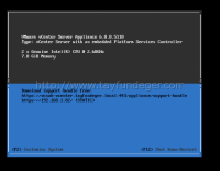 vCenter Server Appliance 6 – Root user password expire