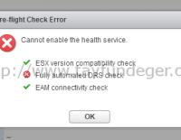 VSAN 6 Health Check Plugin Nedir? Nasıl Kullanılır?