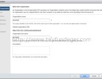 vCloud Director 5.1 Kurulumu Bölüm 13 – Organization oluşturmak