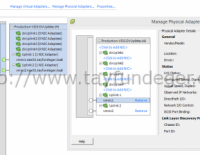 VMxnet3 vs E1000 – Network Throughput