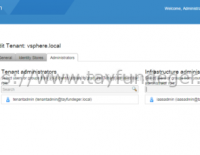 vRealize Automation Part 5 – Configure Permissions, Add Endpoint