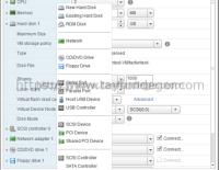 vCenter 6.0 Basics – Add New Disk