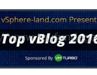 Top vBlog 2016 – Oylarınızı Bekliyorum
