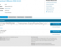 ESXi 5.5 to ESXi 6.0 upgrade