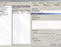 Exchange Server 2007 Mail Forwarding