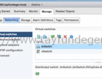 VMware ESXi ISCSI Port Binding