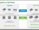 VSAN – All Flash ve Hybrid