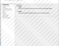 vSphere Esxi 5.x yeni bir sanal makina nasıl oluşturulur?
