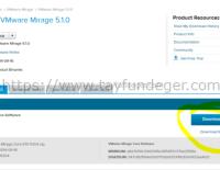 VMware Mirage 5.1 Part 2 – Mirage Management Server Installation
