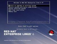 vCloud Director 5.1 Kurulumu Bölüm 3 – Redhat Enterprise Linux 6 Kurulumu