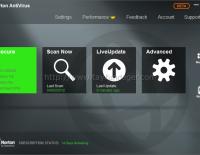 Windows 8 için Norton Antivirus kullanın