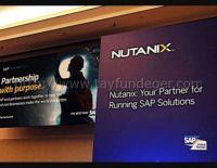 Nutanix AHV ve SAP HANA