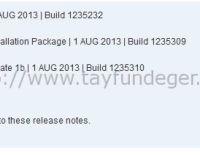 VMware vCenter Server 5.1 U1b çıktı