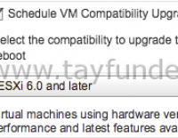 Hardware version 11'e upgrade etmelimiyim?