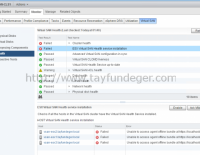 VSAN – Unable to access agent offline bundle
