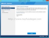 vCenter Server 6.5 Kurulumu Bölüm 3 – vCenter Installation