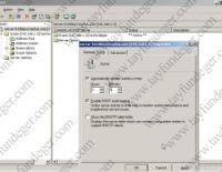 DHCP Server Özellikleri