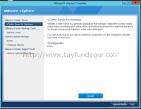 Update vCenter 6.0 to vCenter 6.0.0b (embedded database)