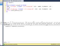 vCloud Director 8.0 Installation Part 2 – Configure Database Server