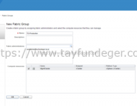 vRealize Automation Part 6 – Configure Fabric and Business Group