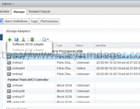 vCenter 6.0 Basics – Add ISCSI Datastore
