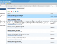 vRealize Operations Manager 6 Reports