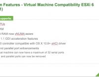 Virtual Machine Hardware Version Nedir? Farkları Nelerdir?