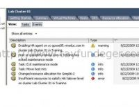 Monitoring Cluster Status
