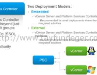 Platform Services Controller Nedir?