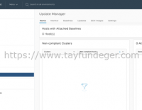 VMware Update Manager Nedir?
