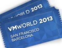 Kimler VMworld 2013'e ücretsiz gitmek ister?