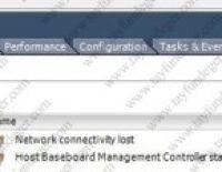 Esxi Alarm Host Baseboard Management Controller status