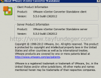 VMware vCenter Converter Standalone 5.5