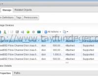 vSphere 6 – HDD, SSD olarak nasıl gösterilir?
