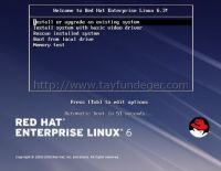vCloud Director 8.0 Installation Part 3 – Redhat Enterprise Linux 6 Installation