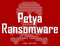 Petya Ransomware Dikkat Edin!