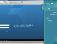 VMware Hands On Lab denediniz mi?