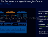 vSAN File Services