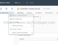 Objective 4.2 – Create and configure vSphere objects