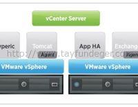 vSphere 5.5 vCenter Server Yenilikleri