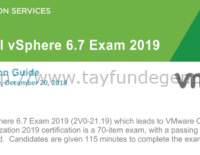VCP-DCV 2019 Study Guide