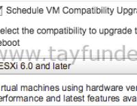 Hardware version 11'e upgrade etmelimiyim?