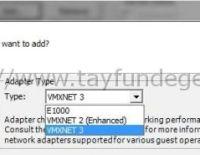 Microsoft Update – VMxnet3 Uyumsuzluğu