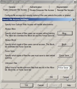 Direct File Access
