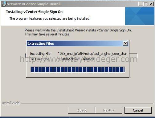 SQL-install