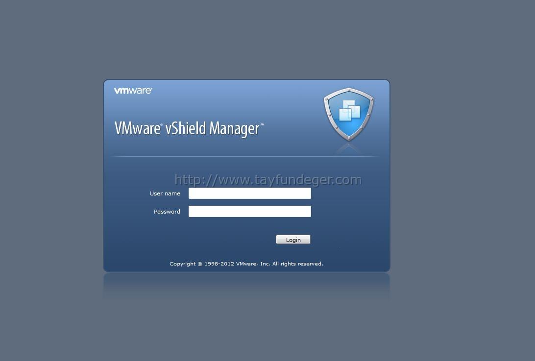 vshield-manager-login