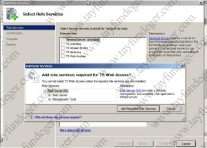 TS Web Access
