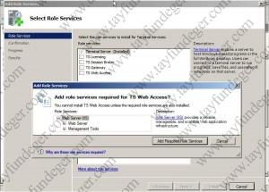 TS Web Access